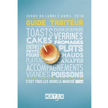 Le guide traiteur