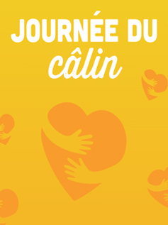 La journée du calin